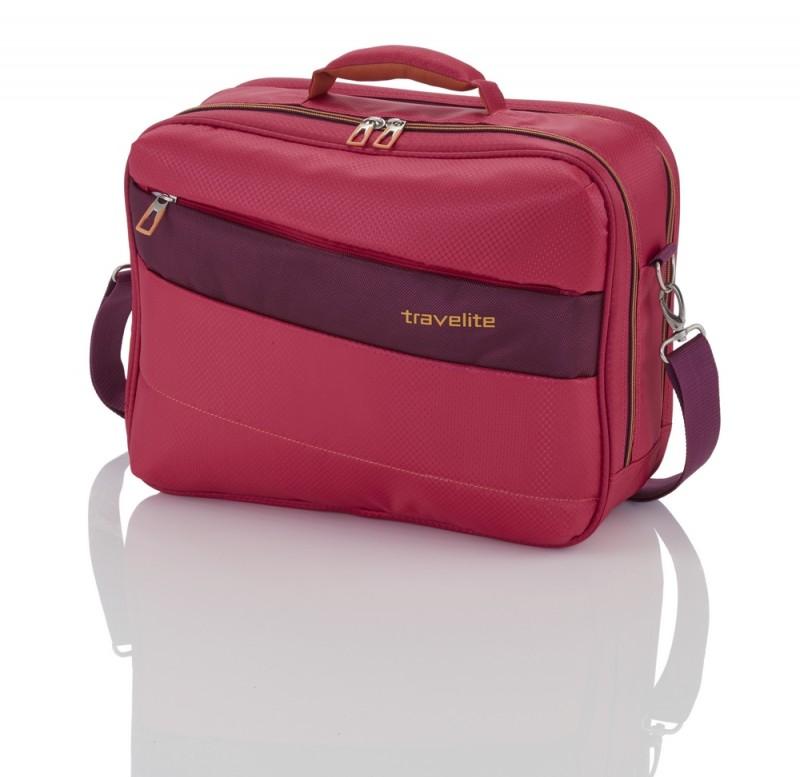 Travelite KITE Palubní taška (Pink)