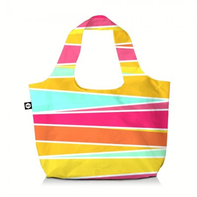BG Berlin ECO BAG Skládací taška, vzor Cross Colors