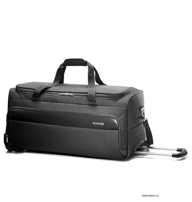 Cestovní taška MARS Holdall with Trolley 78cm (černá)