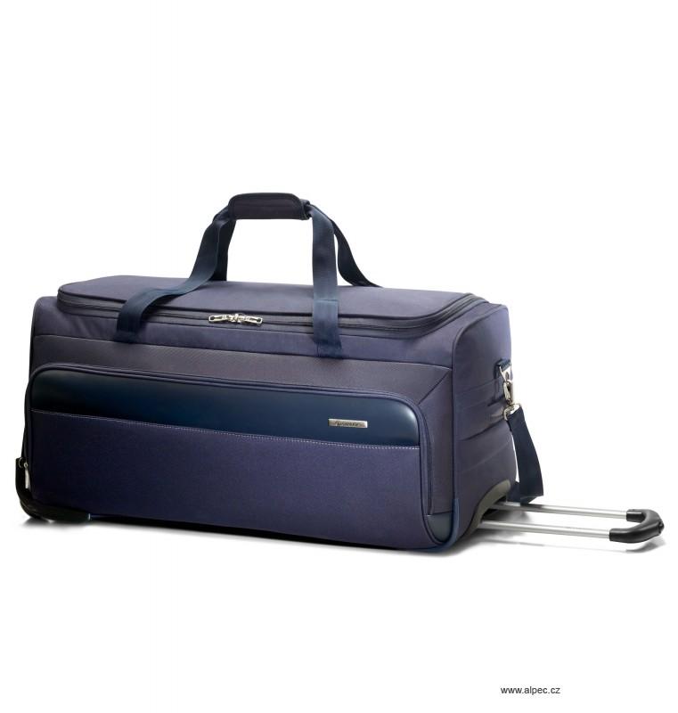 Cestovní taška MARS Holdall with Trolley 78cm (tmavě modrá)