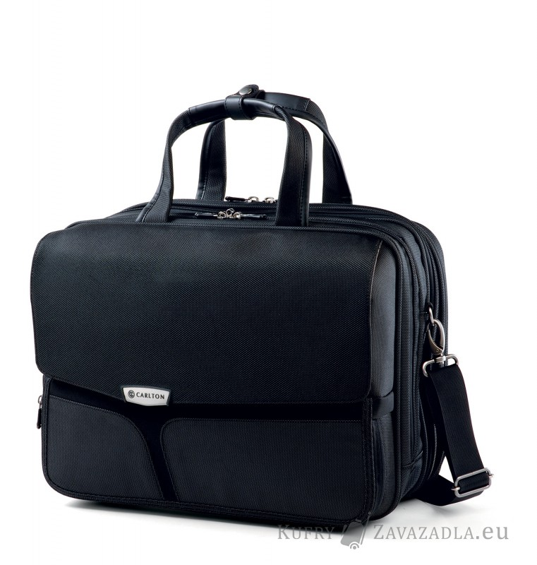 Carlton CELL Laptop Folio Case with Expander (černá)