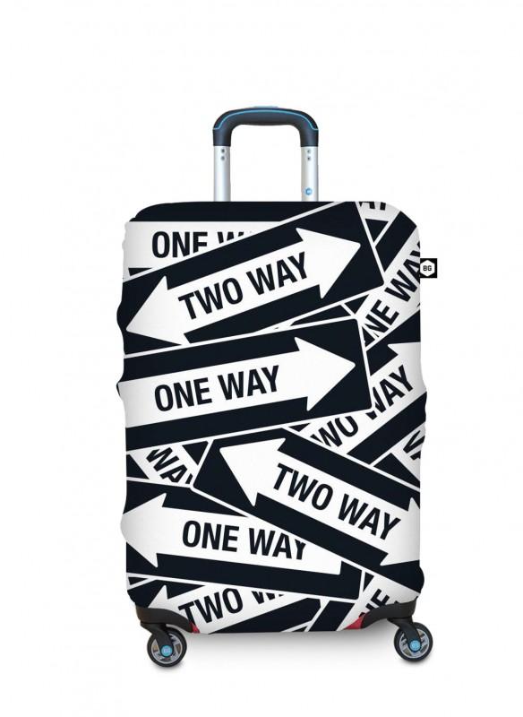 BG Berlin HUG COVER Obaly na kufr, vel. S - vzor All Ways