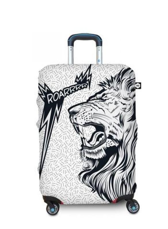 BG Berlin HUG COVER Obaly na kufr, vel. M - vzor Roar