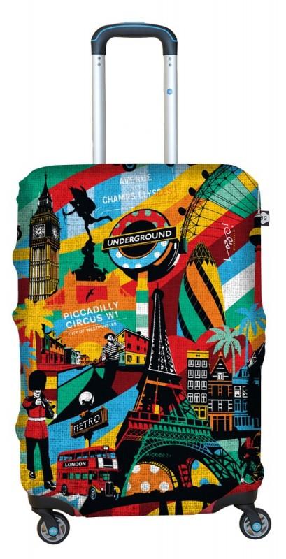 BG Berlin HUG COVER Obaly na kufr, vel. M - vzor Europe