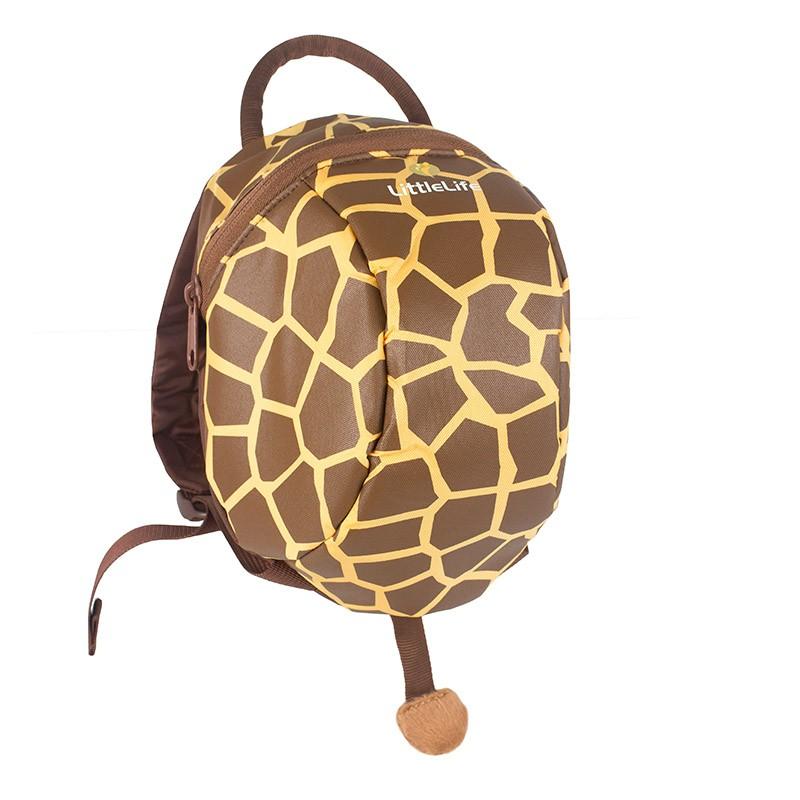 LittleLife ANIMAL TODDLER DAYSACK Batoh pro nejmenší děti, 2 l - žirafa